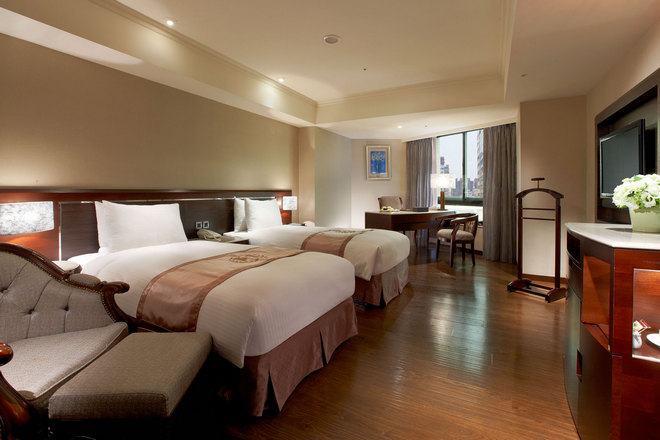 Taichung charming city hotelGrand Deluxe Suite