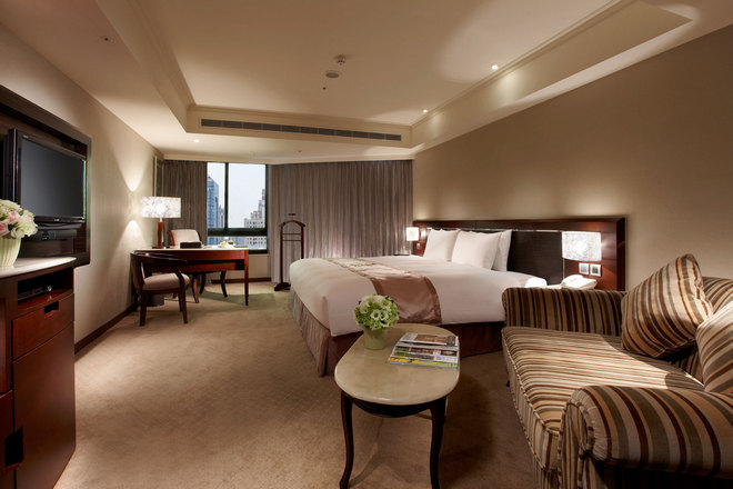 台北乔合Superior room(Twins bed)