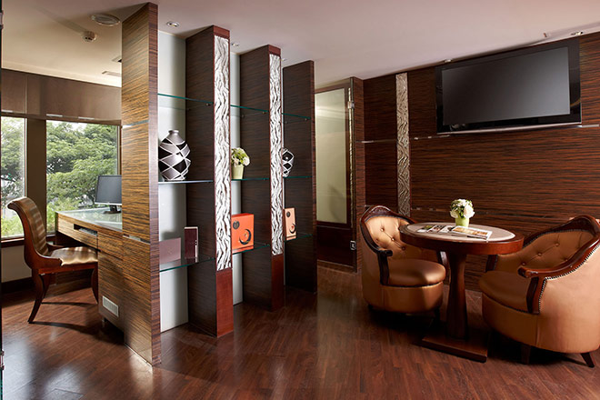 Taichung Charming city City Hotel Business center